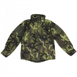 Soft-Shelljacke - Scorpion in Cz M95 Camo