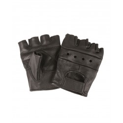 "Fingerlinge ""Biker"" aus Leder"