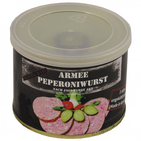 Armee Pepperoniwurst - Made in Germany