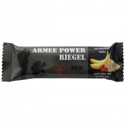 Armee Power Riegel mit Guarana