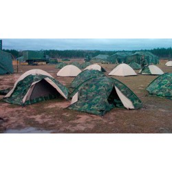 originales US Combat One Person Tent Eureka - TCOP