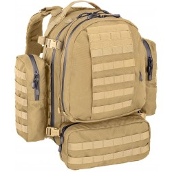 Defcon 5 Advanced Modular Backpack 60 - verschiedene Farben
