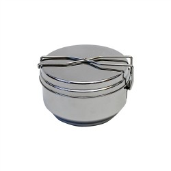 YATE POT Stainless Steel BASIC Standart - 2 parts