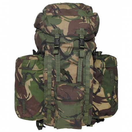 original britisch PLCE Bergan Backpack Long 100 Liter DPM