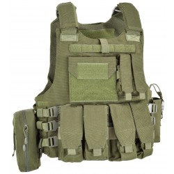 Defcon 5 Body Armor Carrier Full Set