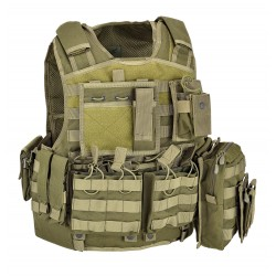 Defcon 5 Body Armor Carrier Full
