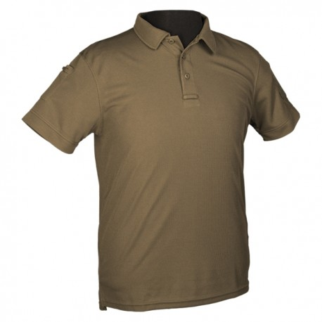 Tactical Quick Dry Poloshirt Oliv