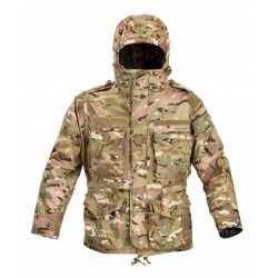 D5 SAS Smock Jacket in Multicam
