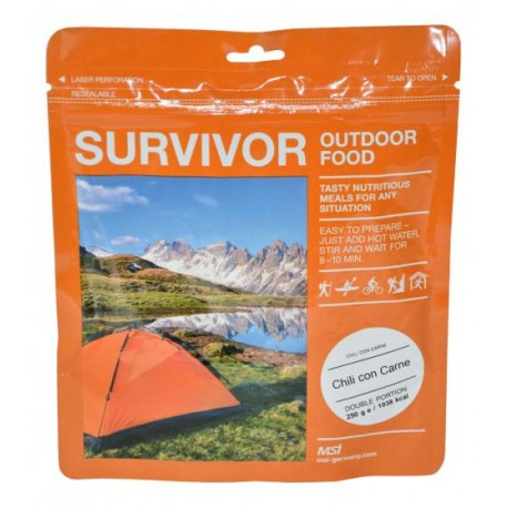 "SURVIVOR® Outdoor Food ""Chili con carne"""