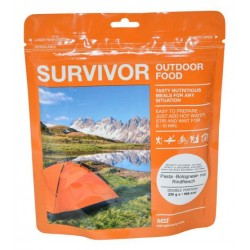 "SURVIVOR® Outdoor Food ""Pasta Bolognese mit Rindfleisch"""