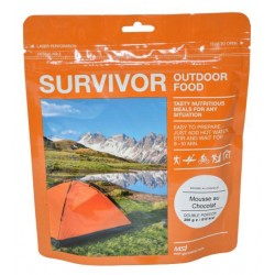 "SURVIVOR® Outdoor Food ""Mousse au Chocolat"""