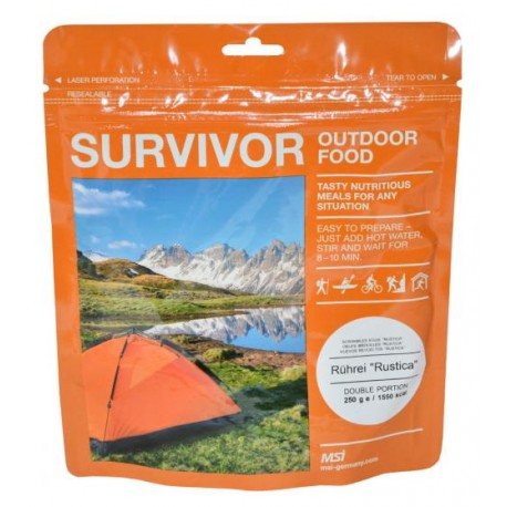 "SURVIVOR® Outdoor Food ""Rührei Rustica"""