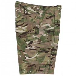 originale British Army Combatshorts in MTP
